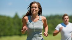 The Cruise Control app changes the tempo of your music to suit your running speed (Photo: ...