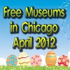 You know we'd love to have you out to one of our shows in April - but who can pass up a free museum?!