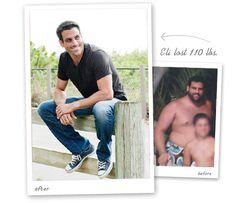 Fat Boy Fit Man - Eli Sapharti - Weight Loss Success Story & Motivational Speaker Weight Loss Coach Eli Sapharti