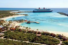 Castaway Cay, Disney's private island