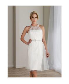 short wedding dresses / white dresses...it's a bride's life