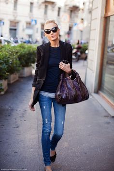 Shopping chic*