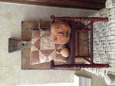 Boards, a Quilt Pillow, a little Gourd and a 'Norma Pumpkin'!!!