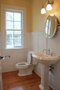 Bathroom ideas on pinterest for Craftsman bathroom pictures