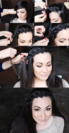 The Side Braid : hair tutorial | Beauty Tutorials