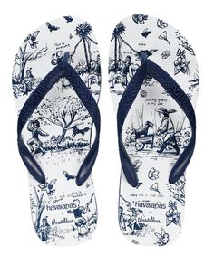 Havaianas- yes they did