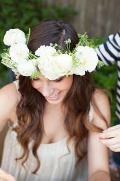 diy flower crowns & wreaths