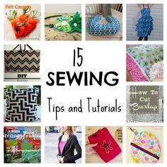 sewing tips and tutorials/ nap-timecreations.com