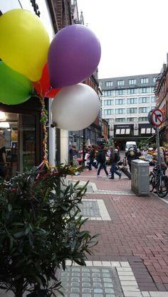 Dublin balloons
