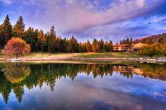 River View Ranch near Missoula, Montana.