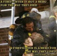 Firefighters...