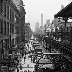Nearly Lost 1950s Street Photos of New York - My Modern Metropolis
