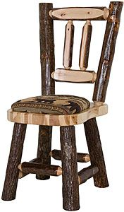 Hickory Log Furniture On Pinterest Log Furniture Logs And Household Items