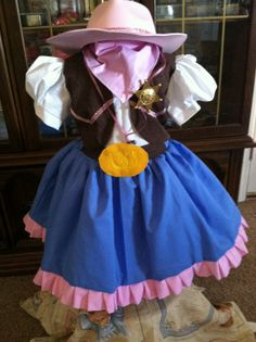 Sheriff Callie Inspired With Hat by Heartfeltcostumes on Etsy, $60.00