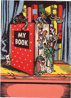 1940s bookplat