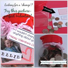 """How about a sugar-free Valentine?  This """"I Wouldn't Change Anything about You, Valentine"""" (with Printable) is sure to be a keeper!"""