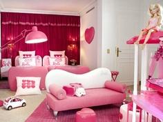 Barbie Land Room