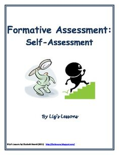 $ Have your students reflect on their learning and set learning goals with this self-assessment template.
