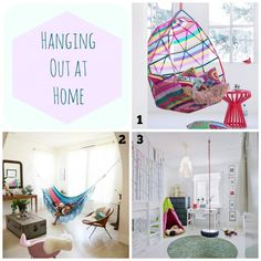 Swinging seat to hang out read or nap do you think you would break