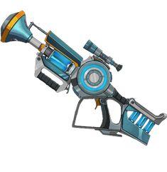 Slug Arsenal - Gear -Sharpslinger Lightningbolt