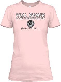 Women's Firefighter T-Shirt