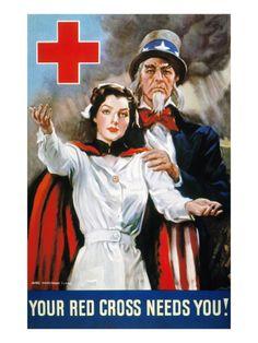 World War Ii: Red Cross