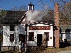 Clyde's Cider mill, No. Stonington, CT