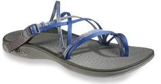 Women's Chaco Sleet Sandals are easy to slip on and stay on!
