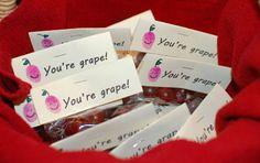 You're grape!   Yank