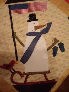 Snowbound Quilt Along Step #3