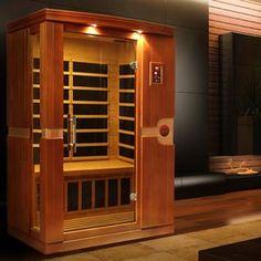 $1399 for Dynamic 2-person Carbon Tech FAR Infrared Sauna..   Model MODEL# DYN-6210-01