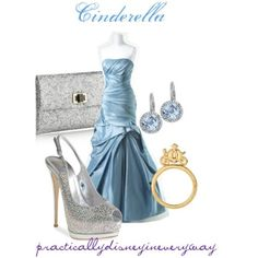 Cinderella outfit!