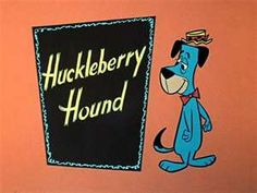 Huckleberry Hound Dog! blast, huckleberri hound, rememb, grow, saturday morn, childhood memori, nostalgia, favorit cartoon, classic cartoon