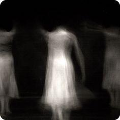 "Denis Olivier, from ""Ghost Opera"", December 25, 2005, Long exposures screenshots of ballets - #30, JAN 5, 2009 - #1207"