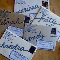 Envelope Address.
