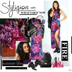 """""""Styligion HOT Summer Look"""" by pillef on Polyvore"""