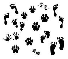 KLDezign the SVG svg-footprints