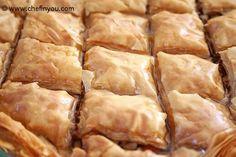 Baklava Turkish