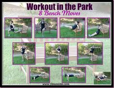 Workout in the Park -- Fitnessista