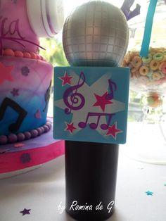Quiero mi fiesta...!: Violetta Popstar Party!!!