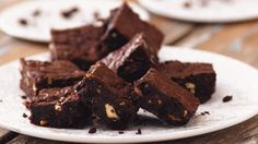 Cheeky Chilli Chocolate Brownies    For more peri-licious recipe ideas and where to find our products visit www.nandosathome.com.au