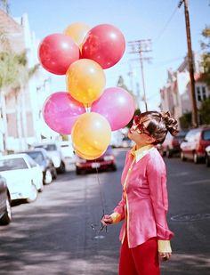 balloons | ColorFresh { Plum }