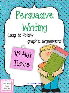 easy persuasive essay topics for kids