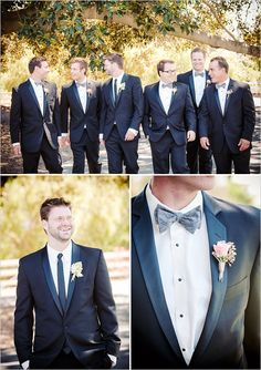 Classic Looks For The Groom!