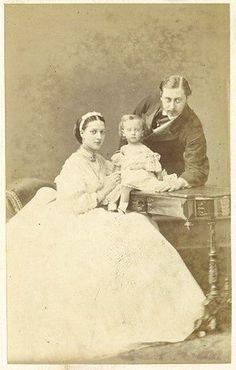 Prince & Princess of Wales
