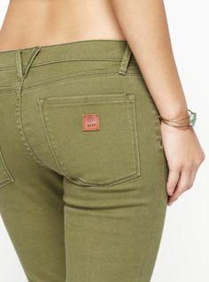 Skinny Floods Jeans