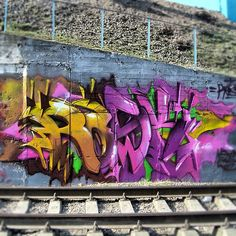 Pink orange #rasko #3d #graffiti #amazing #beauty #picoftheday #photooftheday #nice #art #swag