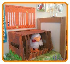 en eieren, bc pasen, lentepasenboerderij dieren, kippen en, thema pasen