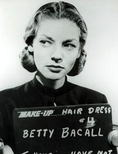 Betty Joan Perske before she was Lauren Bacall, 1944 #1