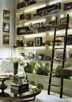 Shelves & Wall Art